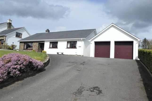 Thumbnail Detached bungalow for sale in Talgarreg, Llandysul