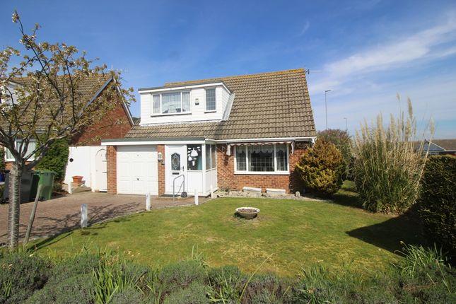 Thumbnail Detached house for sale in Lilac Close, West Hampden Park, Eastbourne