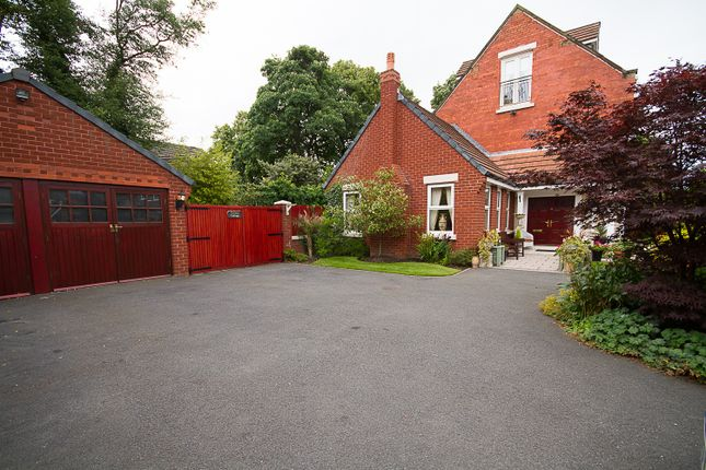 Thumbnail Detached house for sale in Canvey Cottage Canvey Close, Liverpool