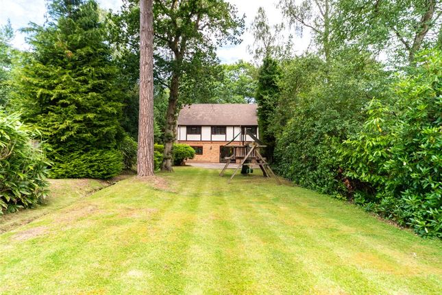 Detached house for sale in Lower Wokingham Road, Crowthorne, Berkshire