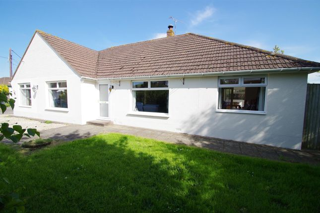 Thumbnail Detached bungalow for sale in Second Field Lane, Braunton