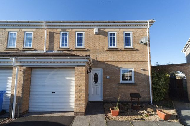 Thumbnail Terraced house for sale in Chase Mews, Blyth