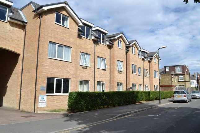 Thumbnail Flat for sale in Park Road, Colliers Wood, London