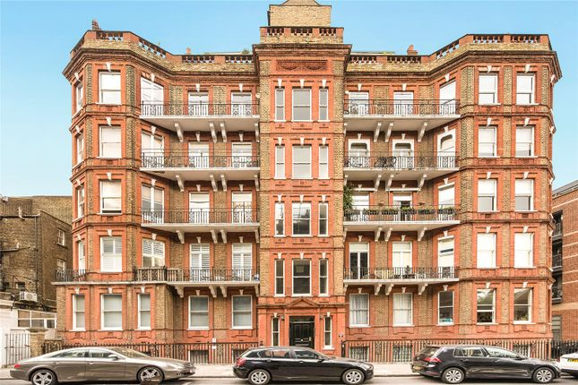 External of Avonmore Mansions, Avonmore Road, London W14