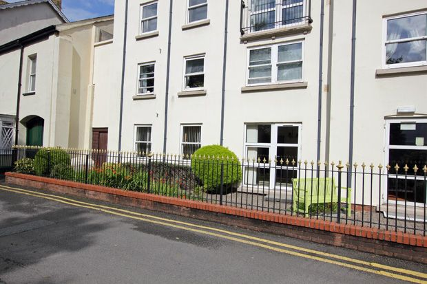 Thumbnail Flat to rent in Ty Rhys, Nos 1-5 The Parade, Carmarthen, Carmarthenshire
