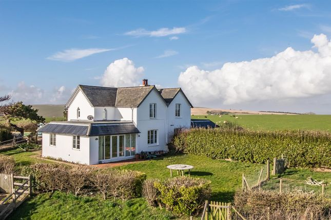 Thumbnail Semi-detached house for sale in Alfriston Road, Seaford