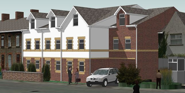 Thumbnail Flat to rent in Mill Road, Ely, Cardiff.