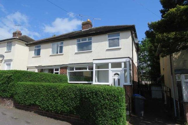 Thumbnail Semi-detached house to rent in Alnwick Road, Intake, Sheffield