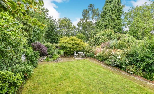 Rear Garden of Bristol Road South, Northfield, Birmingham, West Midlands B31