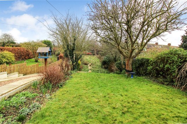 Front Garden of Beech Grove, Knaresborough, North Yorkshire HG5