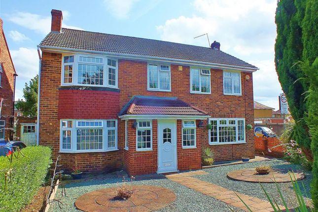 Thumbnail Detached house for sale in Kingshill Avenue, Hayes
