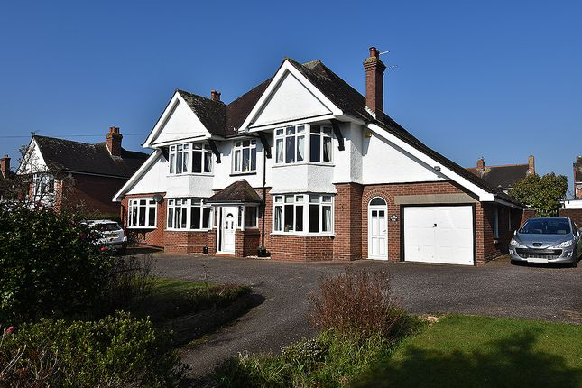 Thumbnail Detached house for sale in Pinhoe Road, Exeter