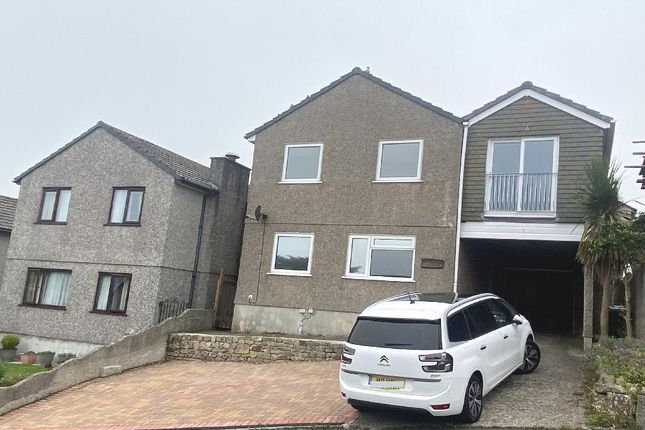 Thumbnail Detached house to rent in Treglyn Close, Newlyn, Penzance