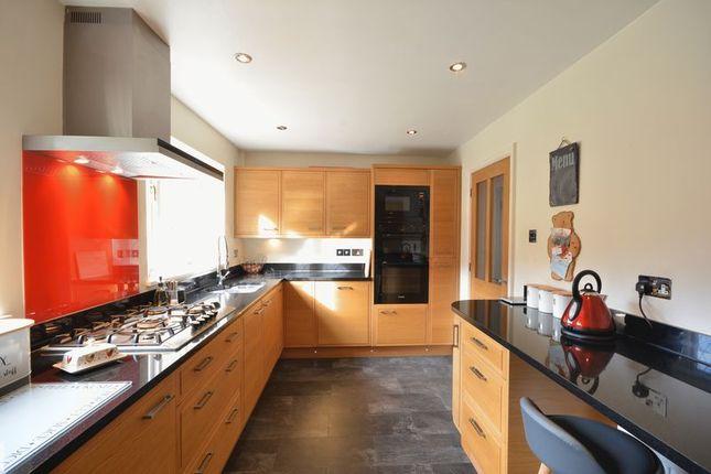 Thumbnail Detached house for sale in Deer Park, Accrington