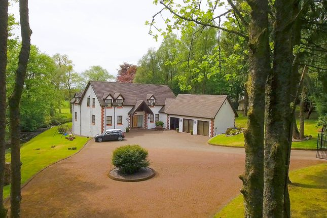 Thumbnail Detached house for sale in Buchanan Castle Estate, Drymen, Stirlingshire