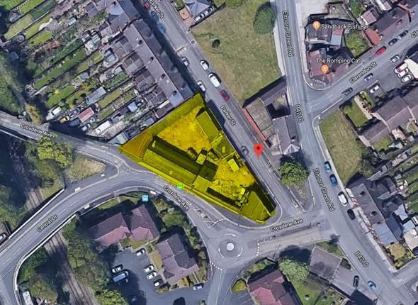 Thumbnail Land for sale in Parker Street, Bloxwich, Walsall