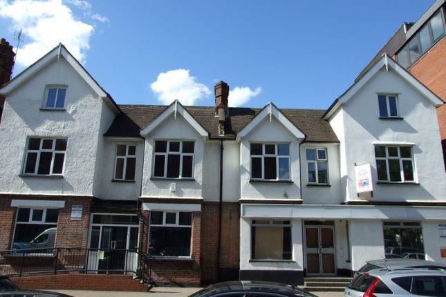 Thumbnail Flat to rent in Upton Road, Watford