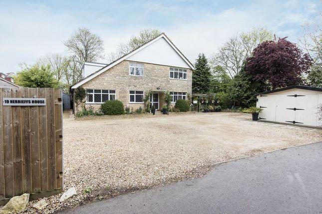 Thumbnail Detached house for sale in Herrieffs Farm Road, Brackley
