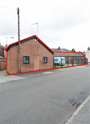 Thumbnail Land for sale in Williamson Street, Reddish, Stockport