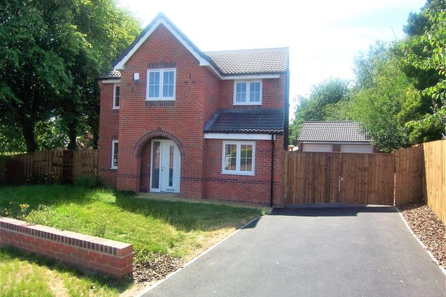 Thumbnail Detached house to rent in Hermitage Lane, Mansfield