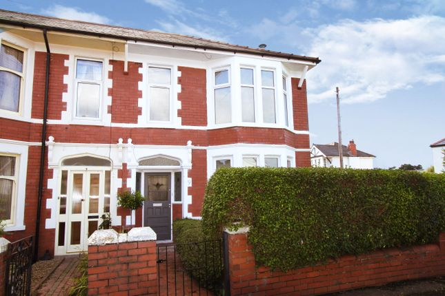 Thumbnail Detached house to rent in Westbury Terrace, Victoria Park, Cardiff