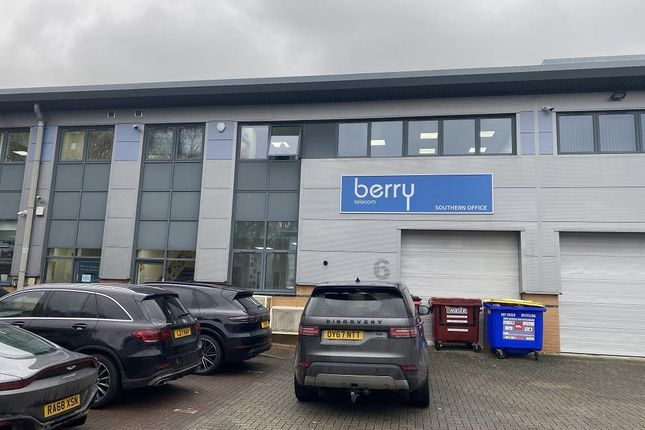 Thumbnail Office for sale in Unit 6 Fulcrum 4, Solent Way, Whiteley, Hampshire