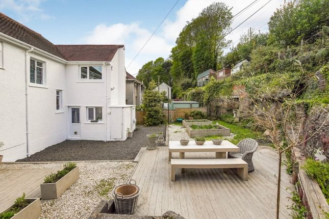 Thumbnail Detached house for sale in 4 The Croft, Neath Abbey, Neath