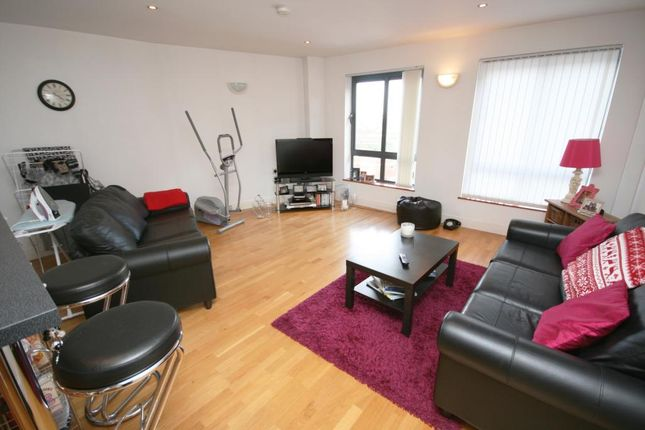 2 bed flat to rent in Ellesmere Street, Manchester, Greater Manchester