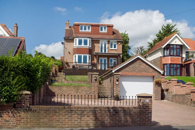 Thumbnail Detached house for sale in Down End Road, Drayton, Portsmouth