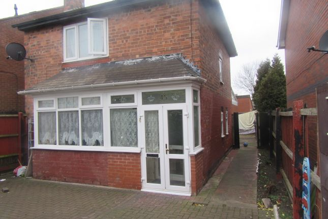 Thumbnail Detached house for sale in Salisbury Road, Alum Rock