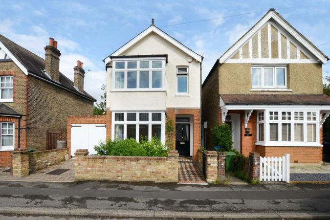 Thumbnail Detached house to rent in Weston Park, Thames Ditton, Surrey