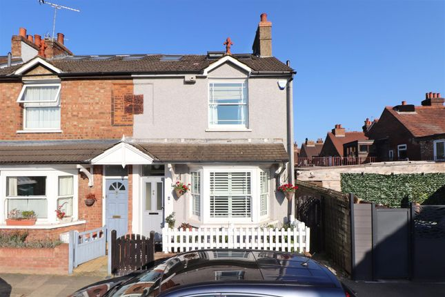 Thumbnail Semi-detached house for sale in Woodstock Road South, St.Albans