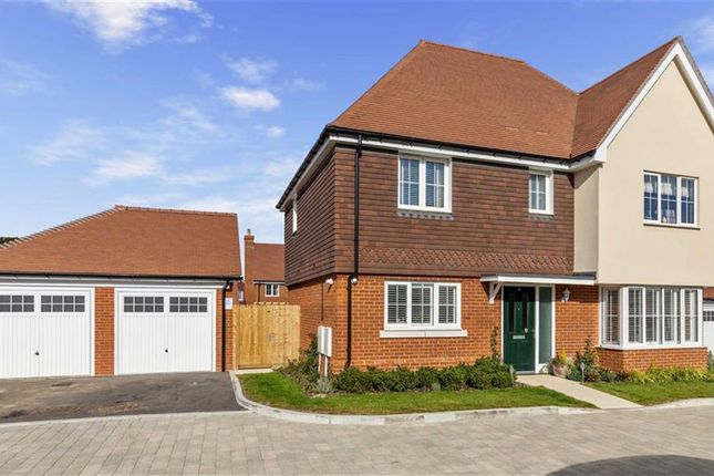 Thumbnail Detached house for sale in Augustine Drive, Ashford, Kent