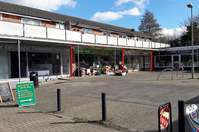 Thumbnail Retail premises for sale in Unit 1 & 3/3A Elmwood Parade, Elmwood Way, Winklebury, Basingstoke