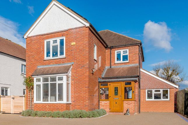 Thumbnail Detached house for sale in Cricketfield Road, Horsham, West Sussex