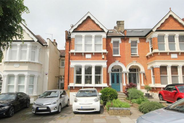 Thumbnail End terrace house for sale in Derwent Road, London