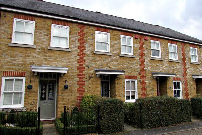Thumbnail Terraced house for sale in Gurney Road, Carshalton