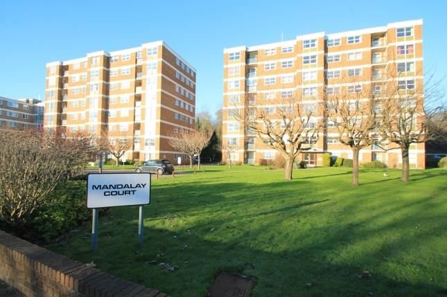 2 bed flat for sale in Mandalay Court, London Road, Patcham, Brighton