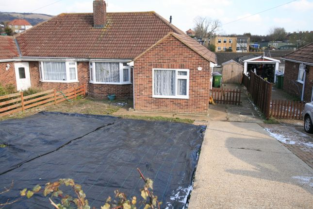 Bungalow to rent in Park Farm Road, Folkstone