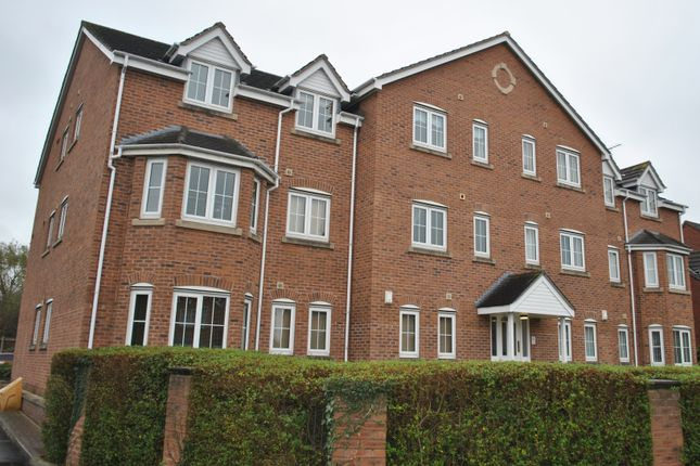 Thumbnail Flat to rent in Gleneagles Drive, Normanton