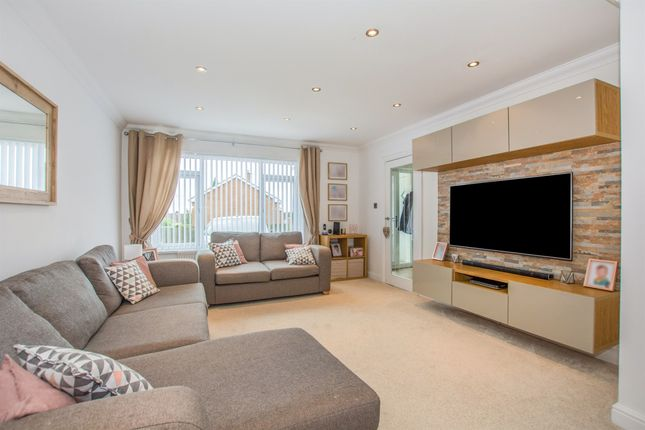 Thumbnail Semi-detached house for sale in Menai Way, Rumney, Cardiff