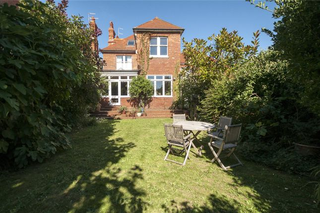 Thumbnail Detached house for sale in Vallance Road, Hove, East Sussex