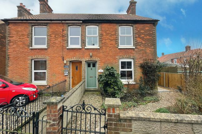 3 bed semi-detached house for sale in York Road, Stalham, Norwich NR12