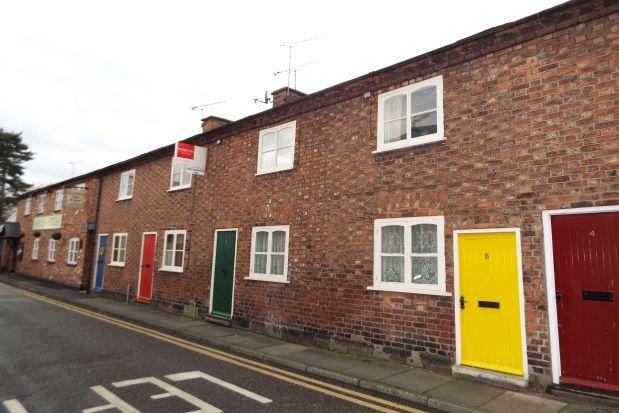 Thumbnail Flat to rent in Love Lane, Nantwich