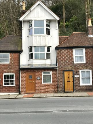 Thumbnail Terraced house to rent in Malling Street, Lewes, East Sussex