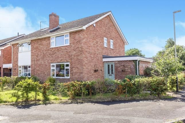 Thumbnail Semi-detached house for sale in Springbank Grove, Cheltenham, Gloucestershire