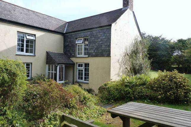 Thumbnail Cottage to rent in The Annexe, Higher Fawton Farm, Liskeard