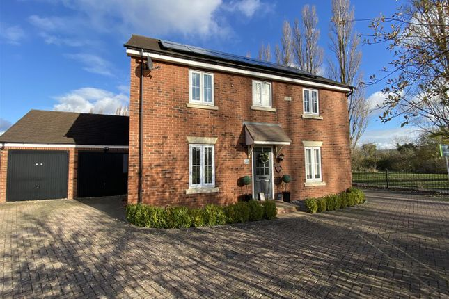 Thumbnail Detached house for sale in Staxton Drive Kingsway, Quedgeley, Gloucester