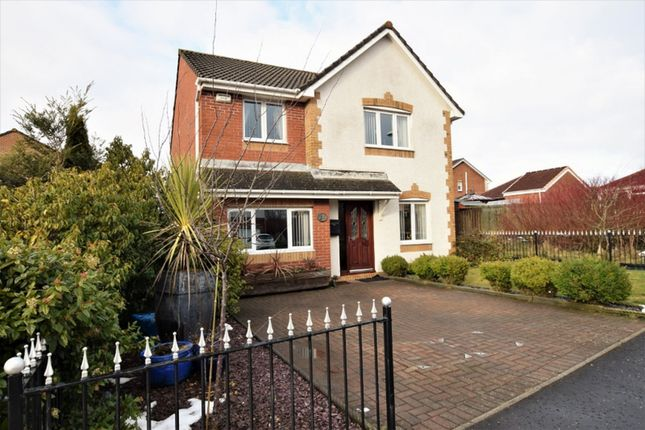 Thumbnail Detached house for sale in Bowhill Road, Airdrie