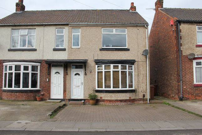 Thumbnail Semi-detached house for sale in Stanmore Grove, Seaton Carew, Hartlepool